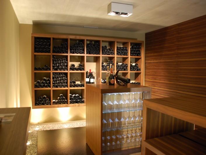 Anbau Weinkeller und Partylounge AA
