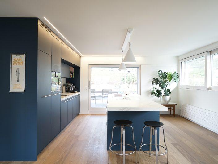 Küchenumbau / Renovation WHG Riddes