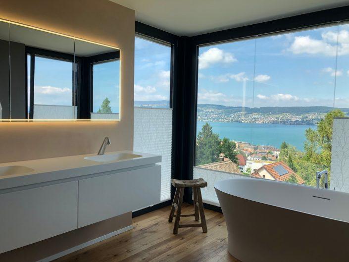 Neubau EFH Wädenswil
