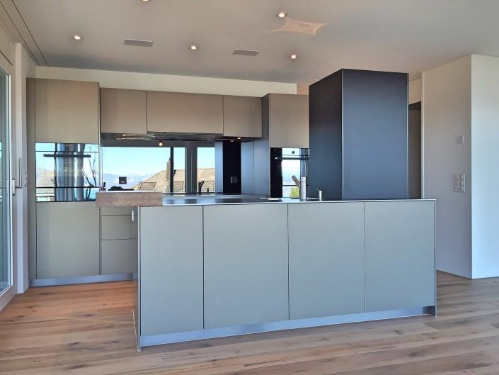 Einlieger-Wohnung in Neubau Einfamilienhaus XS