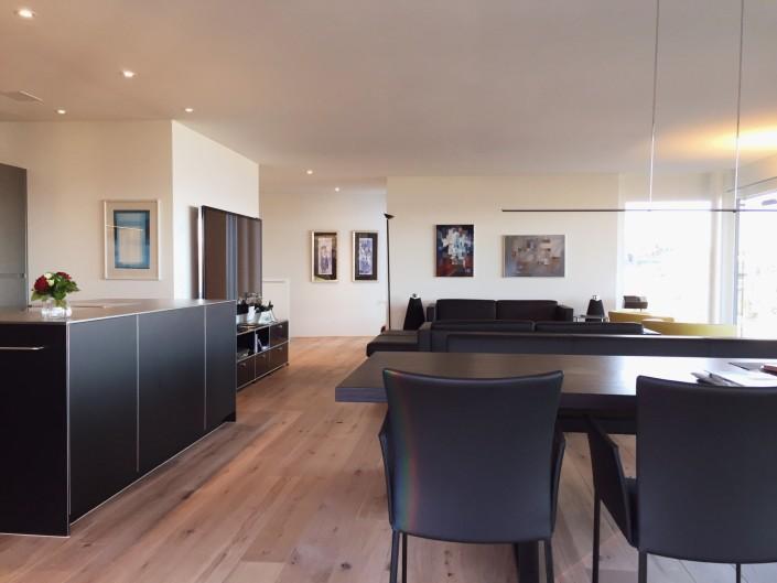 Neubau Einfamilienhaus Richterswil