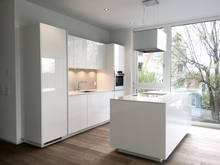 Kücheneinrichtung Neubau ST