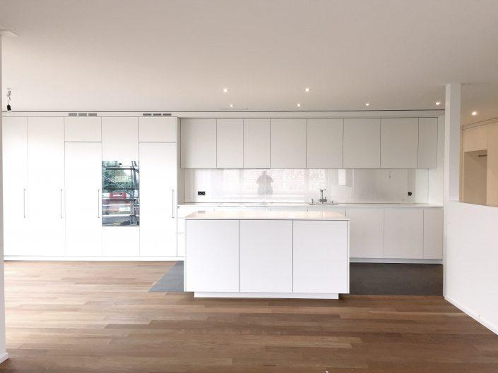 Kücheneinrichtung Neubau TA