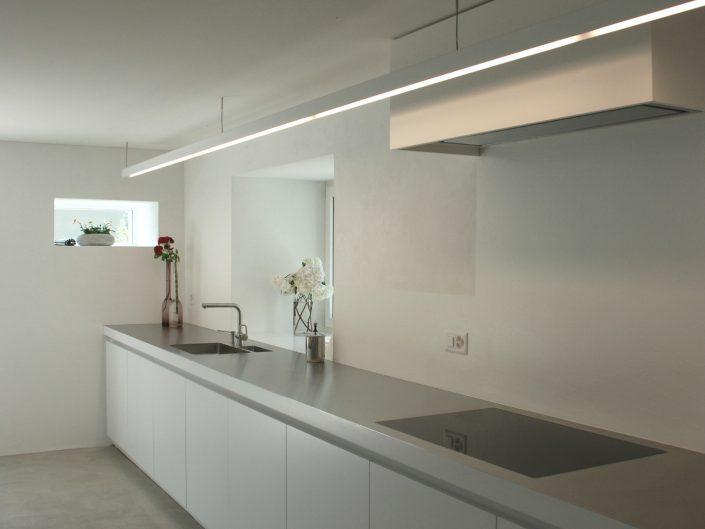 Kücheneinrichtung Umbau MJ