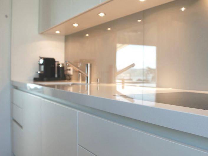 Kücheneinrichtung Neubau HK