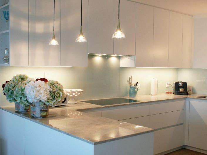 Kücheneinrichtung Renovation LO