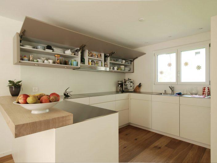 Kücheneinrichtung Umbau TW