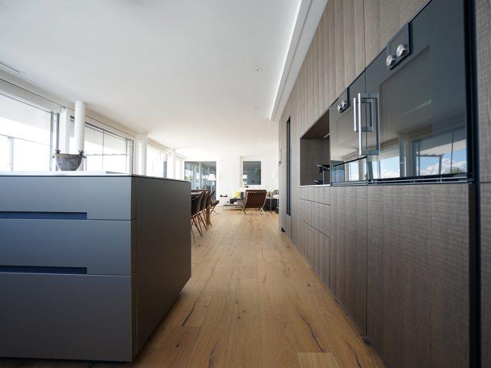 Neubau Attika Wohnung Richterswil